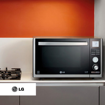 LG Microwave in Madison, WI